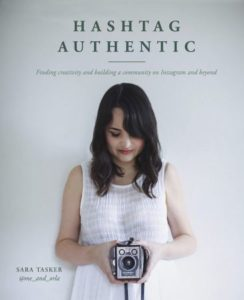 Hashtag Authentic book cover
