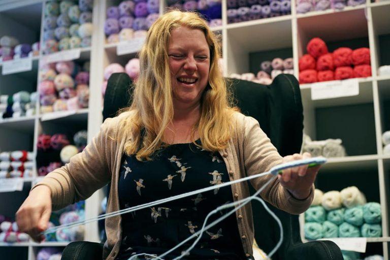 Creative Craft Centre staff in Dewsbury