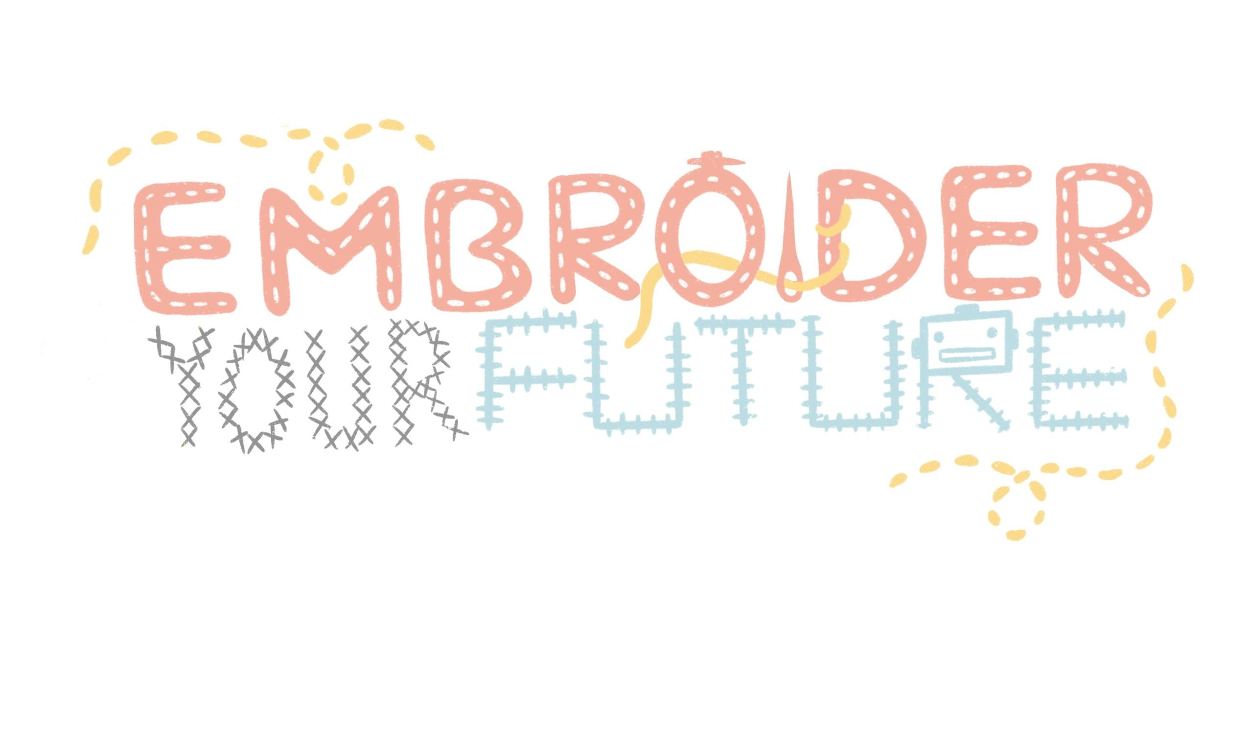 Embroider your Future logo